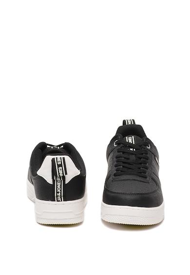 Jack&Jones Pantofi sport de piele ecologica Maverick Barbati