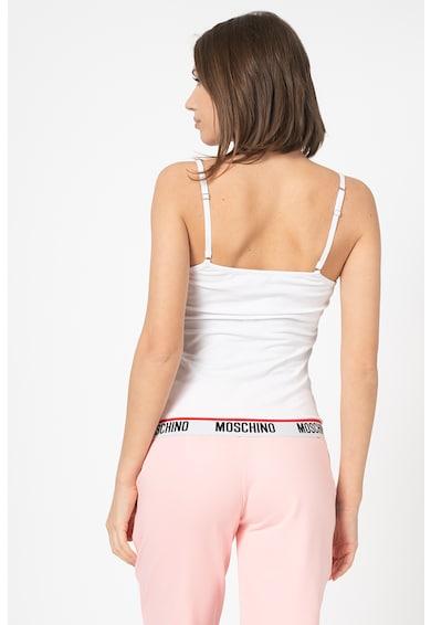 Moschino Top cu bretele inguste ajustabile Femei