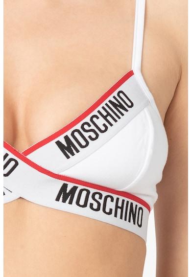 Moschino Melltartó logós részlettel női