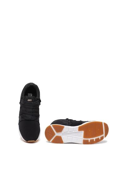 Asics Pantofi sport unisex cu garnituri de piele Lyte V Sanze Femei