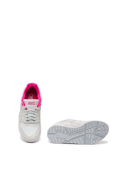 Asics Pantofi sport slip-on de piele intoarsa si piele Gelsaga Femei