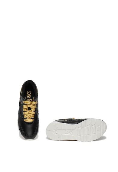 Asics Pantofi sport de piele peliculizata, cu Gel-Lyte Femei