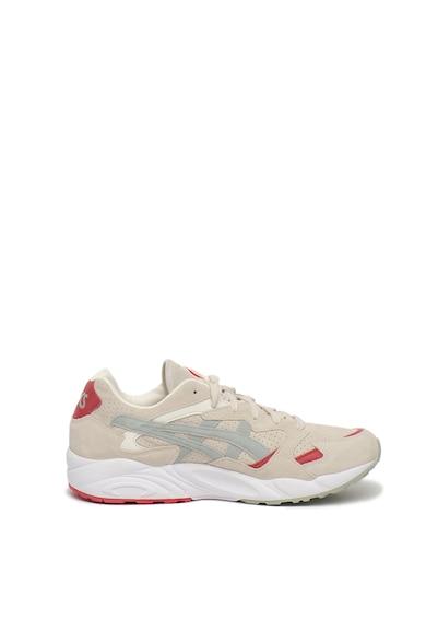 Asics Pantofi sport din piele intoarsa cu insertii de piele Gel-Diablo Barbati