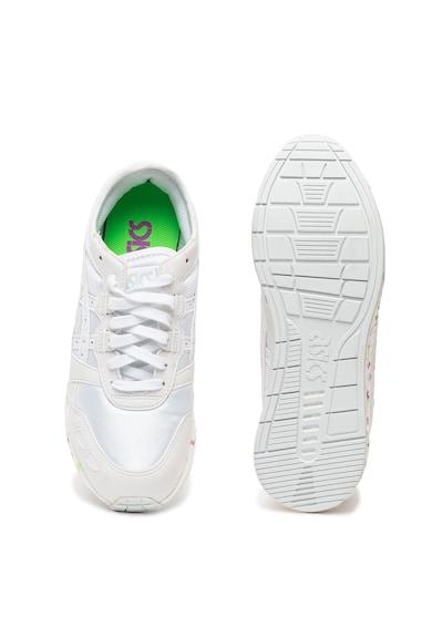 Asics Pantofi sport unisex cu garnituri de piele intoarsa ecologica Hyper GEL-LYTE Femei