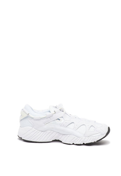 Asics Pantofi sport unisex cu garnituri de piele intoarsa ecologica GEL-MAI Femei