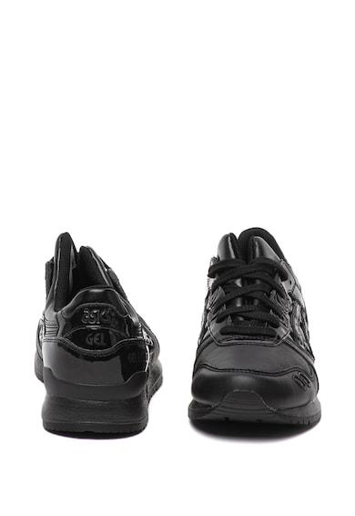 Asics Pantofi sport unisex de piele Gel-Lyte III Barbati