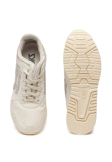 Asics Pantofi sport unisex cu garnituri de piele intoarsa Gel-Lyte III Femei
