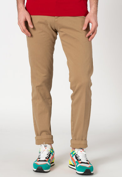 GUESS JEANS Pantaloni chino skinny Myron Barbati