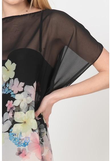Ted Baker Pareo cu imprimeu floral Nardiaa Femei