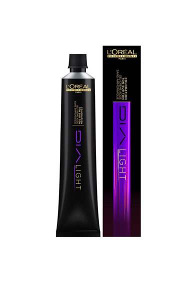 L'Oreal Professionnel Vopsea de par semi-permanenta  Dia Light 7.18, 50 ml Femei