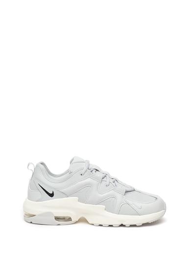 Nike Pantofi sport cu insertii din piele Air Max Graviton Barbati