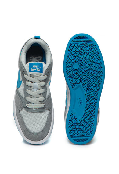 Nike Pantofi sport cu garnituri de piele intoarsa SB Alleyoop Fete
