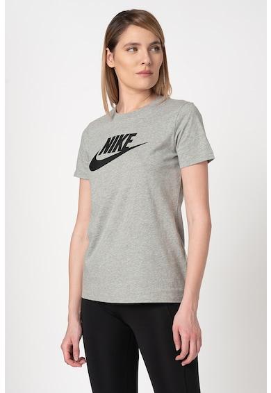 Nike Tricou cu imprimeu logo Sportswear Essential Femei