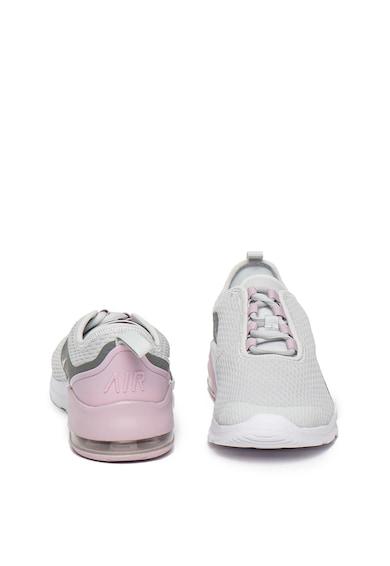 Nike Pantofi sport de plasa, cu detalii peliculizate Air Max Motion 2 GS Fete