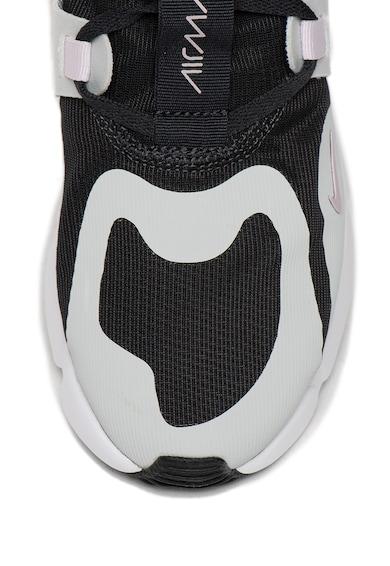 Nike Pantofi sport cu model colorblock si insertii de plasa Air Max Infinity Fete