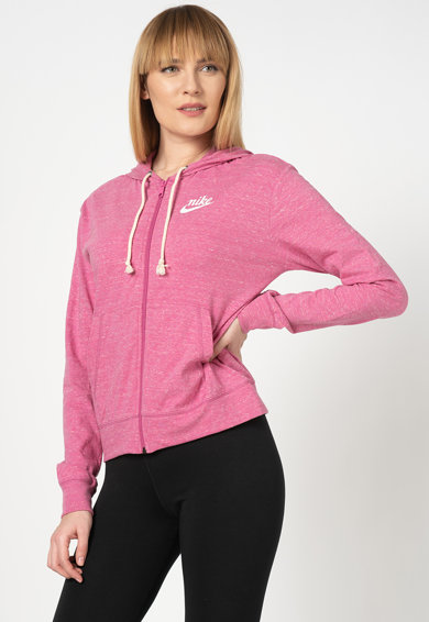 Nike Hanorac cu fermoar Gym Vintage Femei