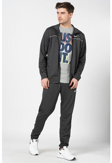 Nike Trening cu logo brodat si Dri-Fit, pentru baschet Barbati