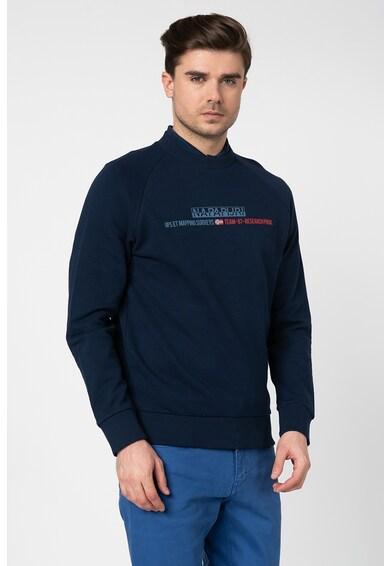 Napapijri Bluza sport cu imprimeu logo Bastia Barbati