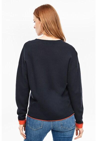 s.Oliver Pulover tricotat fin cu maneci cazute Femei