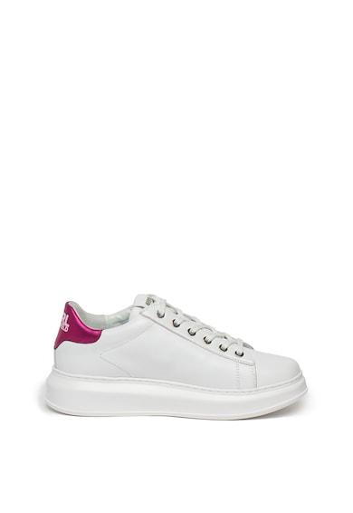 Karl Lagerfeld Pantofi sport de piele Kapri Femei