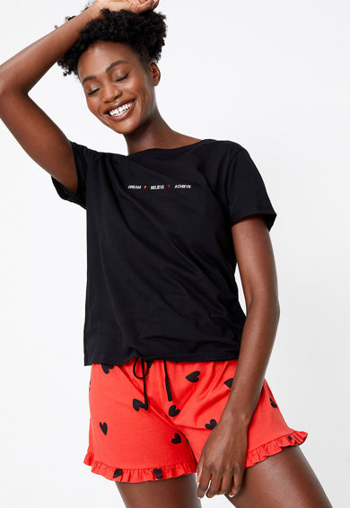 Marks & Spencer Къса долна част на пижама Жени
