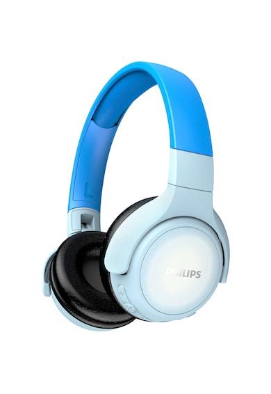 Philips Casti Audio pentru copii Over-Ear  TAKH402BL/00, Bluetooth, Autonomie 20h, Albastru Femei