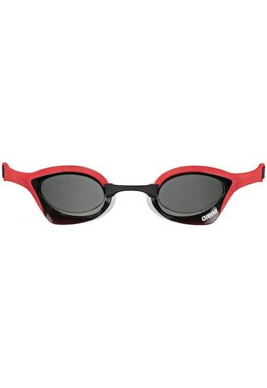 ARENA Ochelari inot  Cobra Ultra Mirror Unisex, Smoke Red/White, Femei