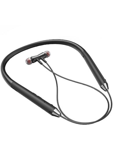 Hama Casti Bluetooth  Voice Neck, In-Ear, voice control, Negru/Argint Femei