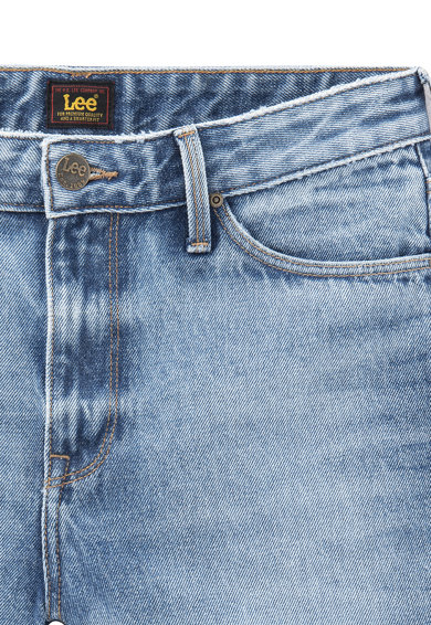 Lee Pantaloni scurti relaxed fit de denim Luther Femei