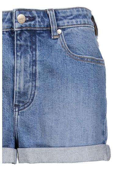 Wrangler Pantaloni scurti din denim cu terminatie pliabila Femei