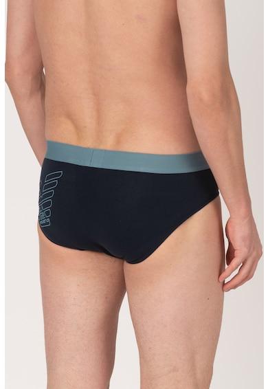 Emporio Armani Underwear Chiloti cu model logo Barbati