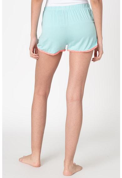 Emporio Armani Underwear Pantaloni scurti de casa cu buzunare oblice Femei