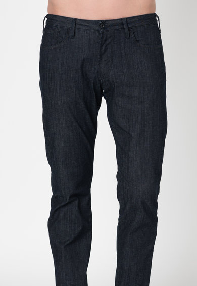 Emporio Armani Pantaloni cu terminatii contrastante Barbati