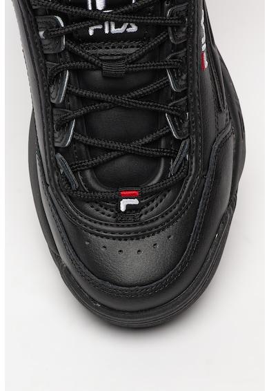 Fila Pantofi sport de piele si piele ecologica Disruptor II Premium Femei