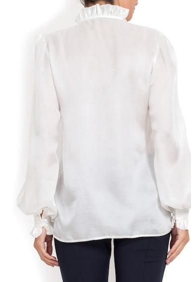 BADEN 11 Копринена риза с набирания Жени