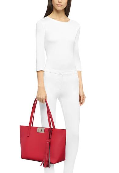 Furla Geanta shopper din piele Mimi Femei