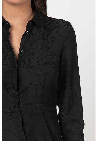 GUESS JEANS Рокля тип риза с флорален десен Жени