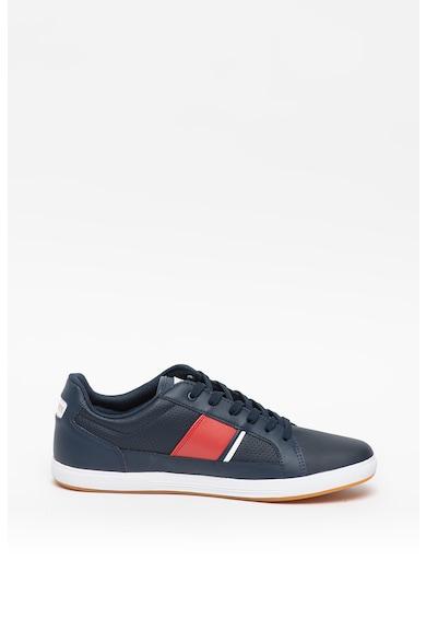 Lacoste Pantofi sport cu insertii de piele Europa Barbati