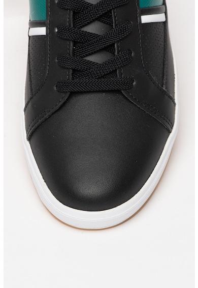 Lacoste Pantofi sport de piele si piele ecologica Europa Barbati