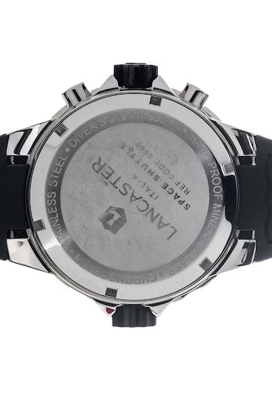 Lancaster Ceas cronograf negru Space Shuttle Barbati