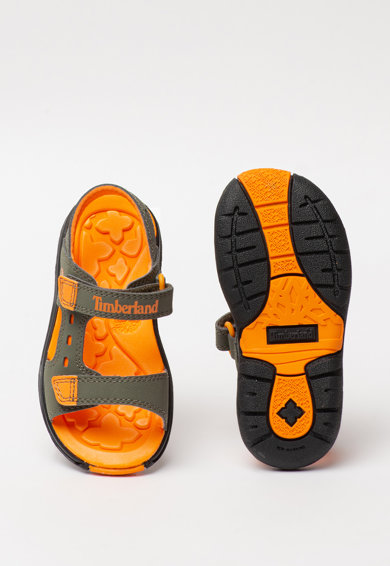 Timberland Sandale cu inchidere velcro Moss Jump Fete