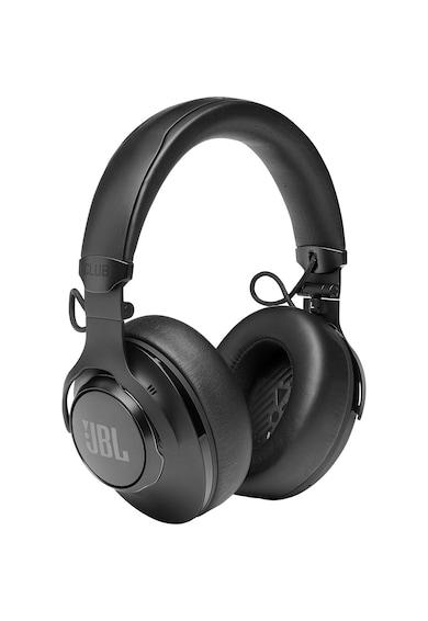 JBL Casti Audio Over the Ear  Club 950NC, Wireless, Bluetooth, Noise cancelling, Autonomie 55 ore, Negru Femei