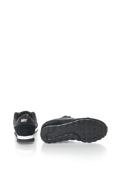 Nike MD Runner 2 sneaker nyersbőr szegélyekkel női