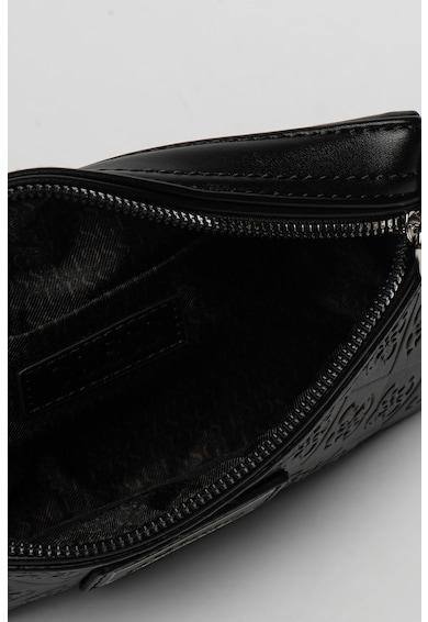 Guess Чанта за кръста от еко кожа с лого Мъже