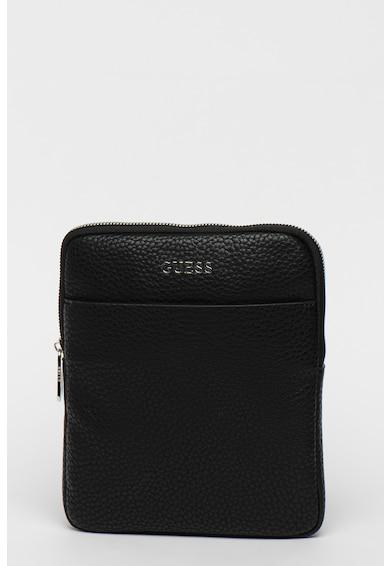 Guess Чанта от еко кожа с релефна повърхност Мъже