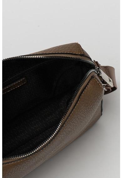 Guess Чанта от еко кожа с метално лого Мъже