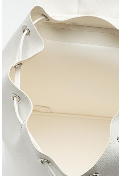 Tosca Blu Rucsac din piele ecologica cu accesoriu decorativ Menta Femei
