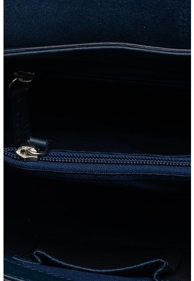 Tosca Blu Geanta de piele cu bareta de umar Camomilla Femei