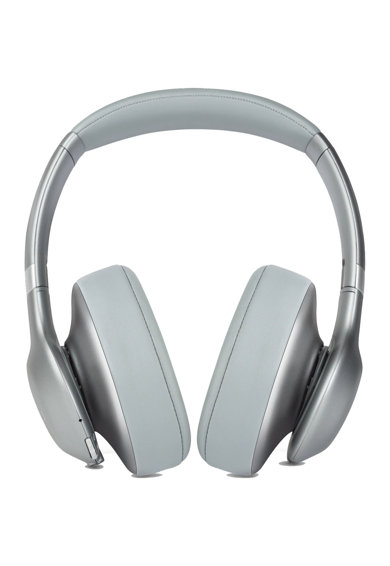 JBL Casti audio over-ear  Everest 710GA, Bluetooth, Asistent Google, Pro Audio Sound, Argintiu Femei