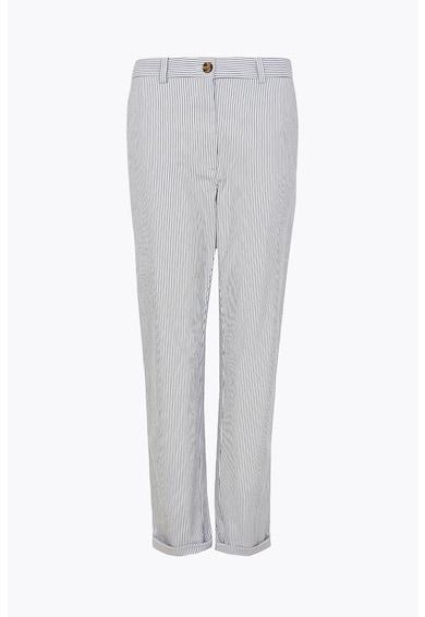 Marks & Spencer Панталон чино със стеснен крачол и райе Жени